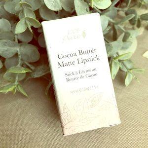 Other - 100 Pure Prickly Pear Matte Lipstick
